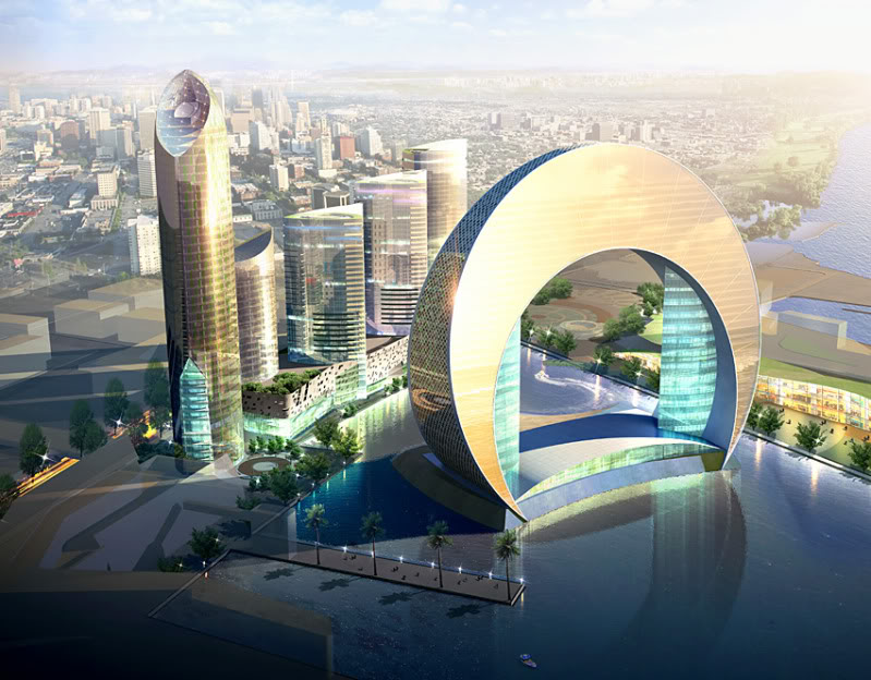 Baku, el nuevo Abu Dhabi