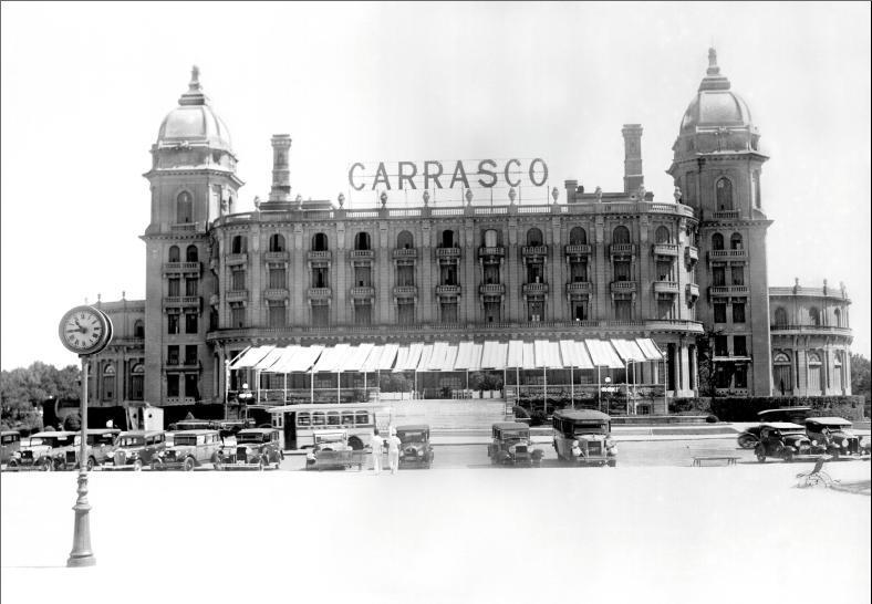 Lugares llenos de historia: Hotel Casino Carrasco