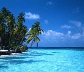 Megaproyecto IV: Complejo flotante en Maldivas