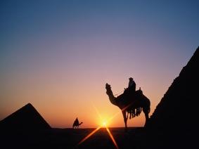 Destino: El Magreb