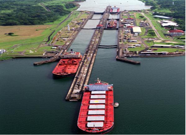 Finaliza la huelga en el Canal de Panamá