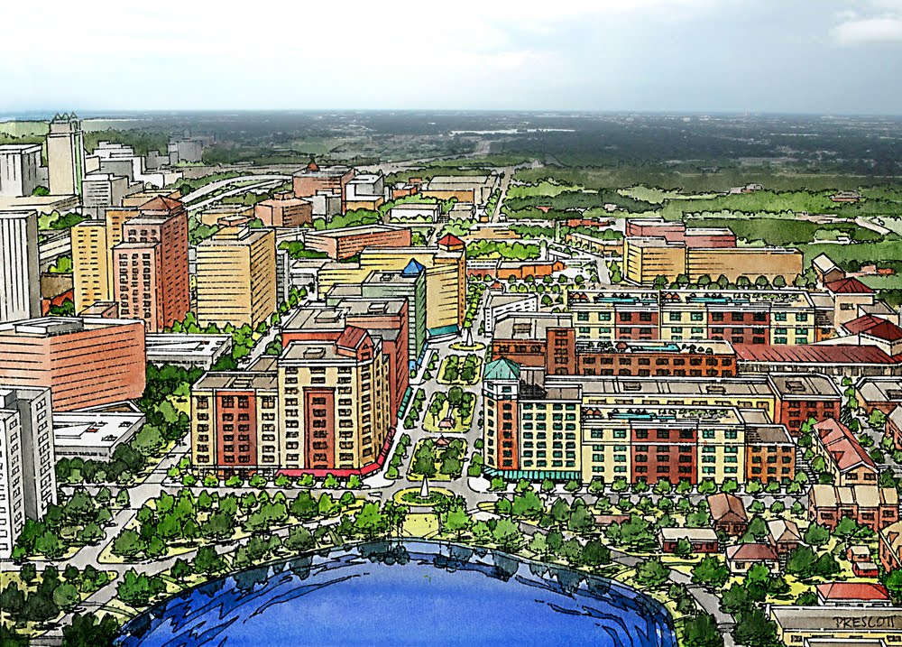 Creative Village Development en Orlando