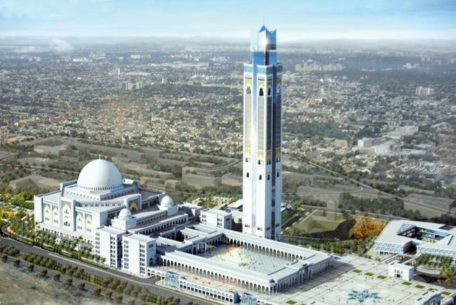 Megaproyecto VI: La Gran Mezquita d'Alger