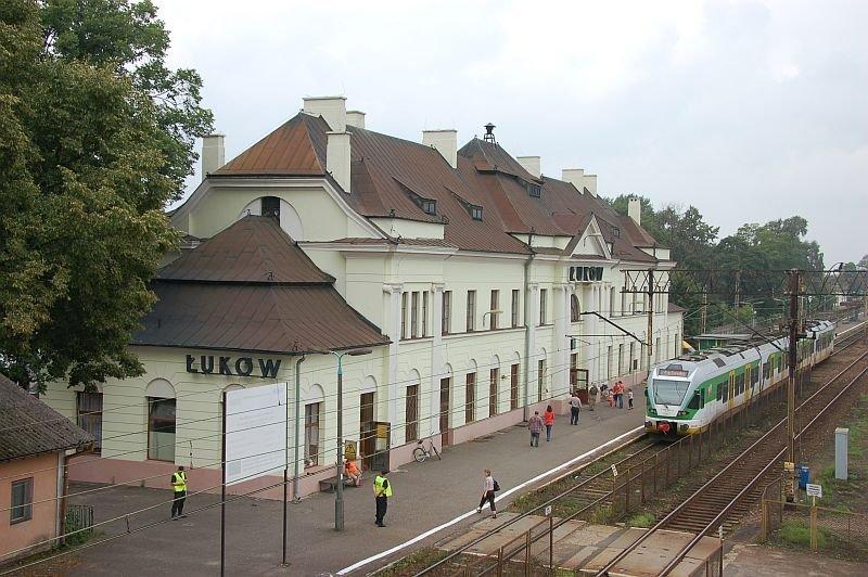 Primera obra ferroviaria de ACS en Polonia