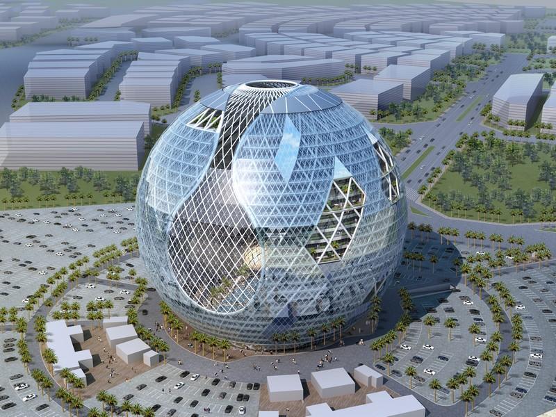¿Technosphere, Dubai?