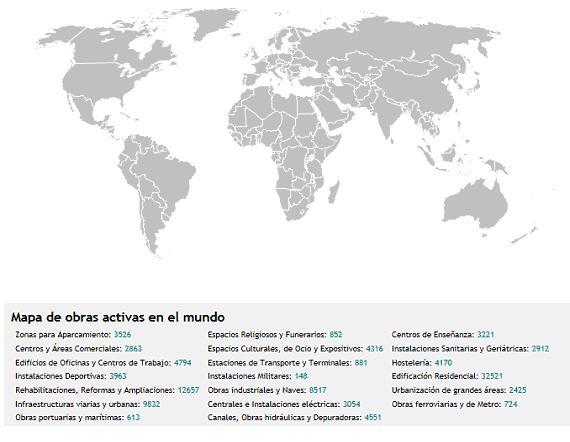 La Cámara de Comercio de Zaragoza accede al primer servicio de información de obras internacionales de la construcción