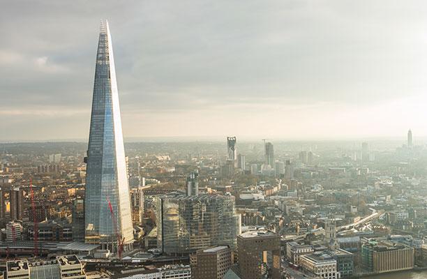 The Shard London Bridge: Rascacielo más grande de Europa