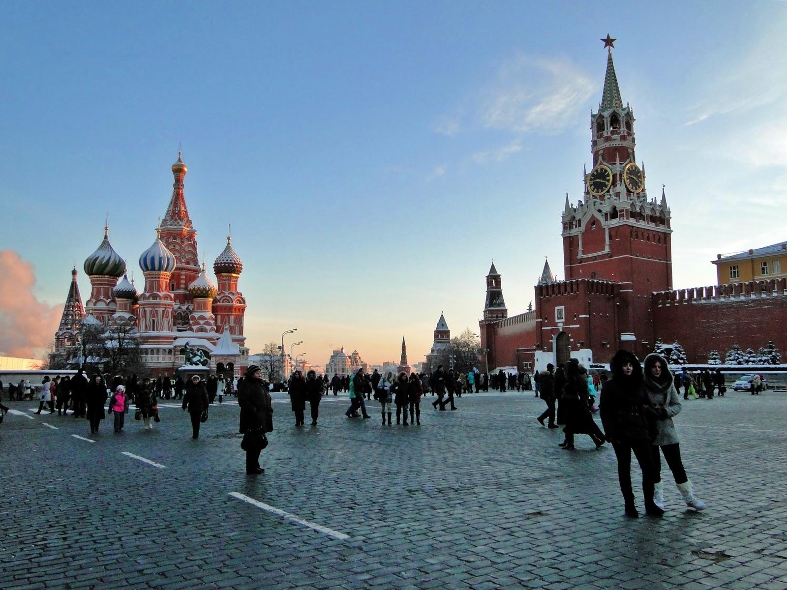 Oportunidades de negocio en Rusia