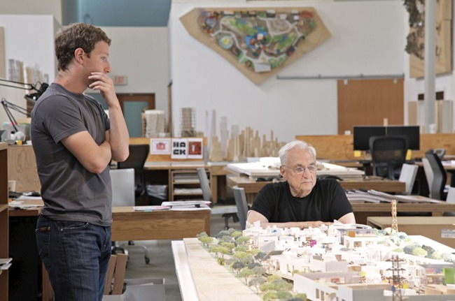 Conociendo: Gehry Partners LLP