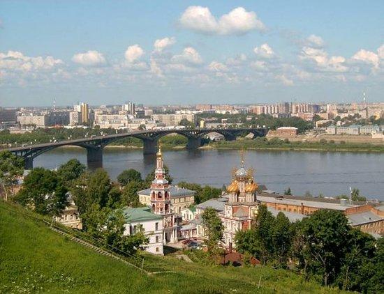 Made in Spain en Rusia: Nihzni Nóvgorod