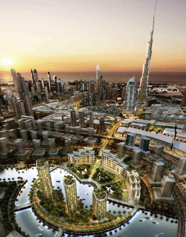 Megaproyecto VIII: Mohammed Bin Rashid City