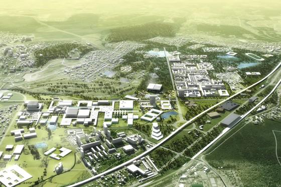 Skolkovo: ¿El nuevo Silicon Valley?