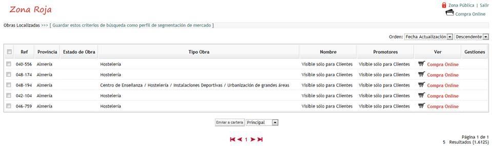 Compra Online en Construdata21