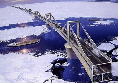 Descubriendo VI: Uniendo el estrecho de Bering