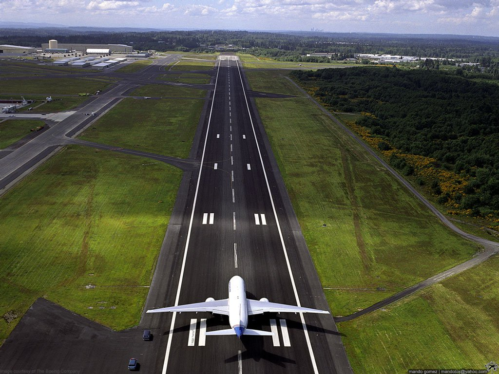 Gran proyecto aeroportuario en Nigeria