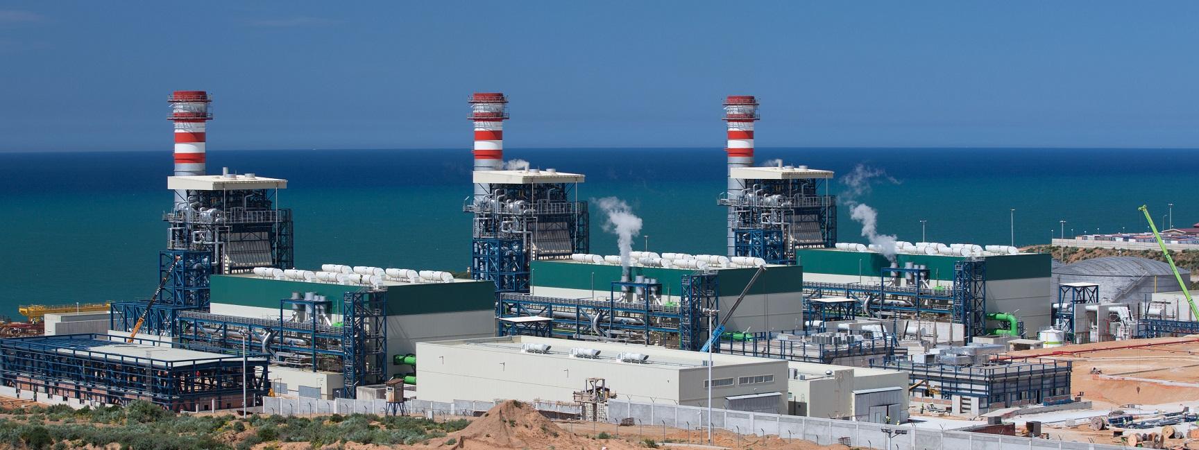 Sector energético en Argelia