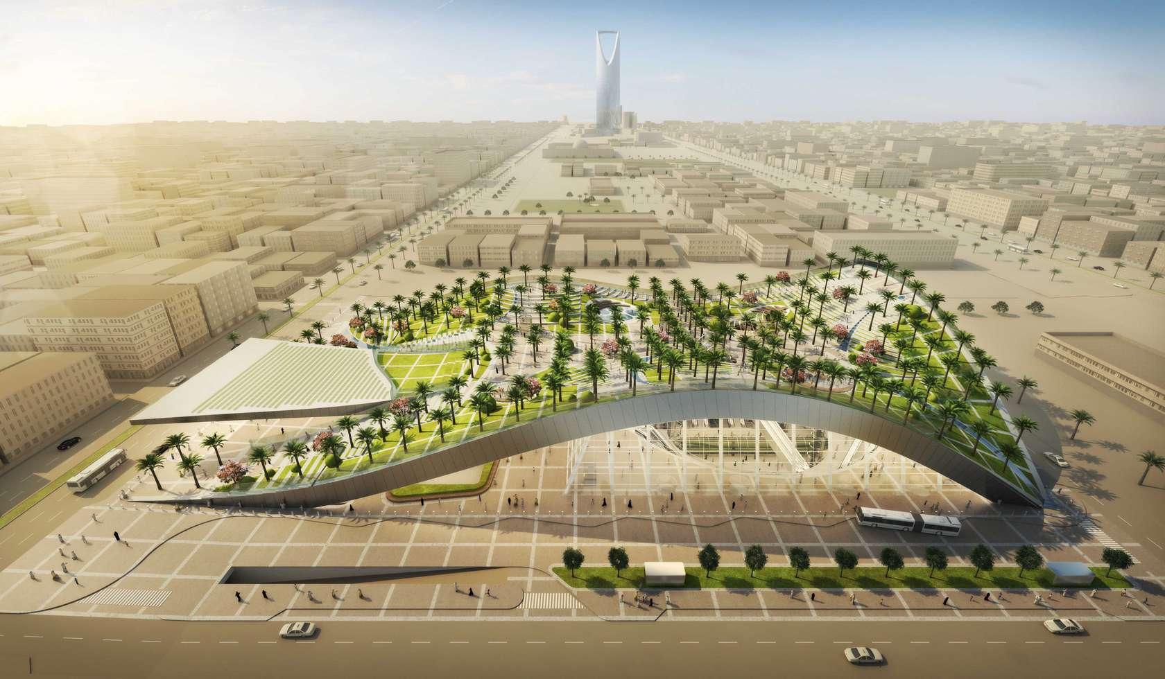 Megaproyecto X: Metro Riyadh