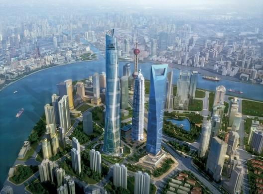 Top 10: edificios más altos del mundo para 2015