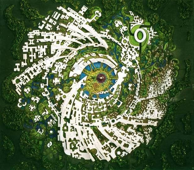 Auroville: La ciudad ideal