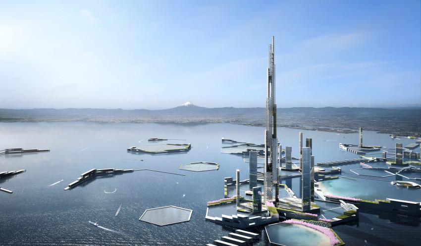 El rascacielos más alto del mundo estará en Tokio (de momento)