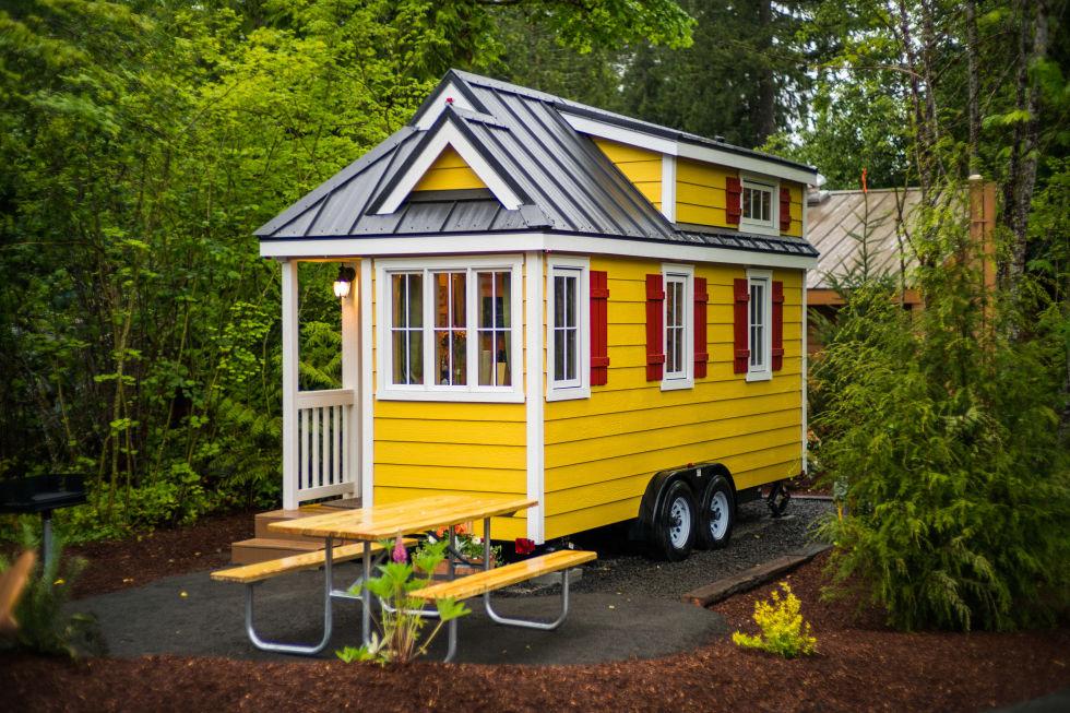 Tendencias Inmobiliarias: Las minicasas