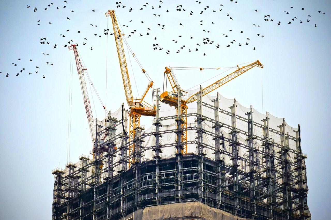 Tendencias que marcarán la industria de construcción en 2018