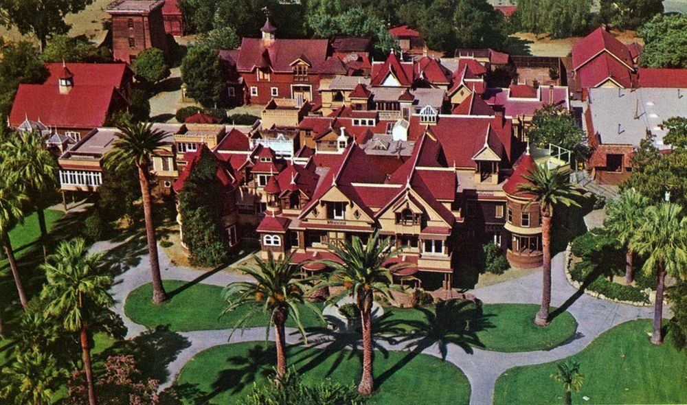 Megaproyecto XV: Winchester Mystery House