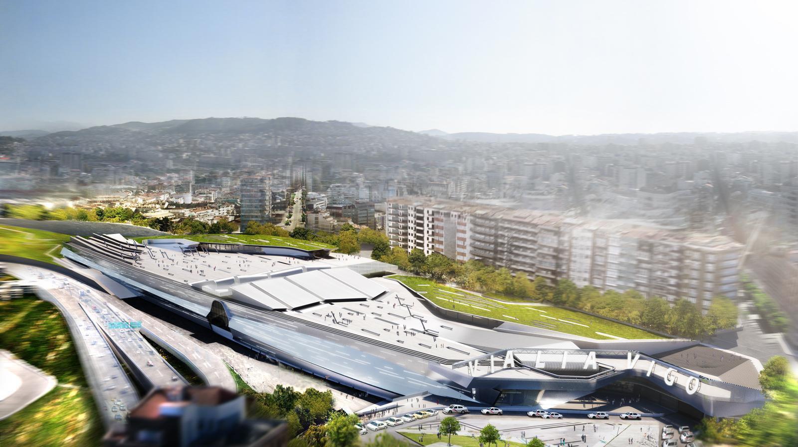 Megaproyecto XVI: Vialia Vigo