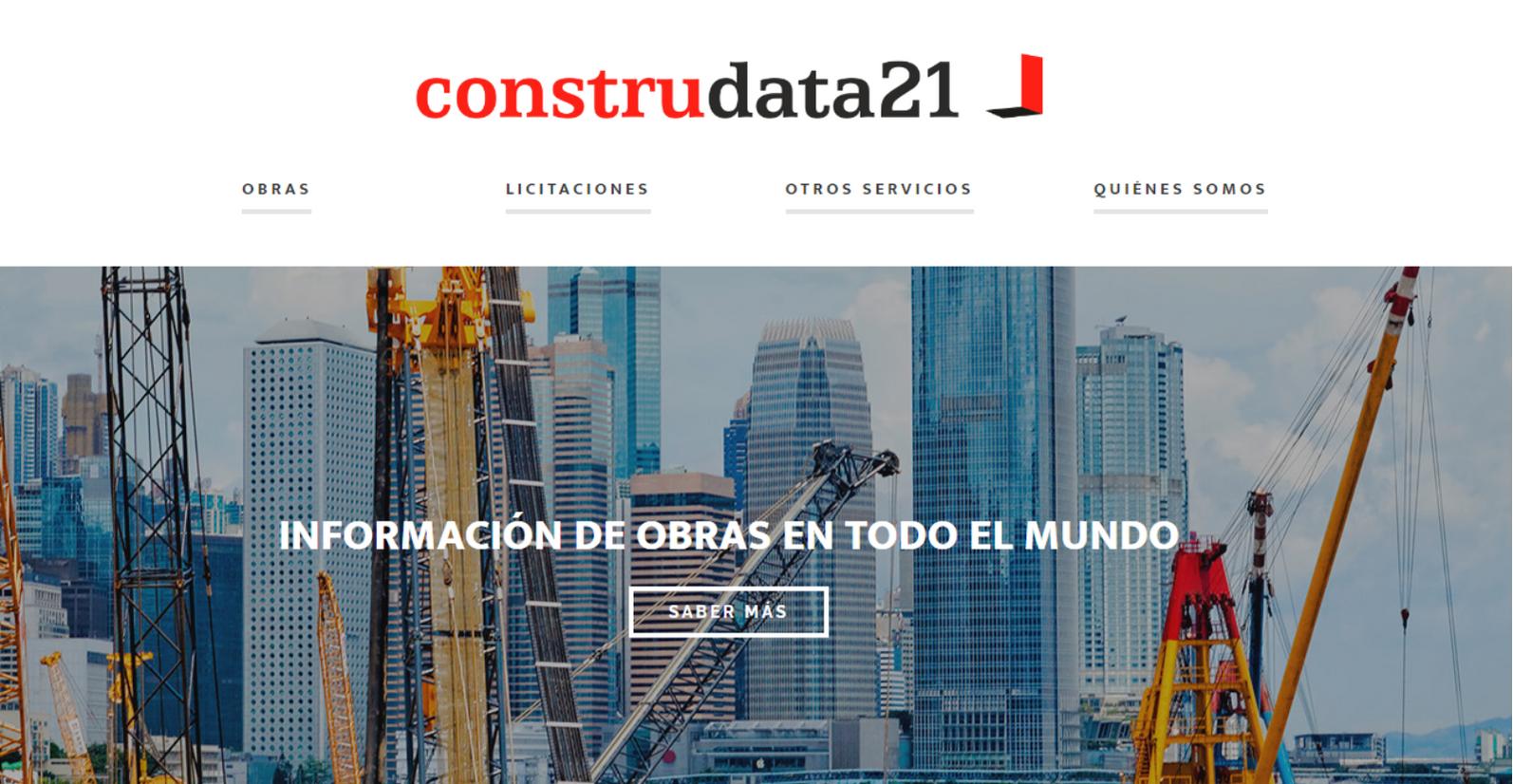 Construdata21 cambia de manos
